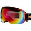 UVEX big 40 FM goggles oranje/zwart